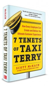 Taxi Terry Book by Scott McKain